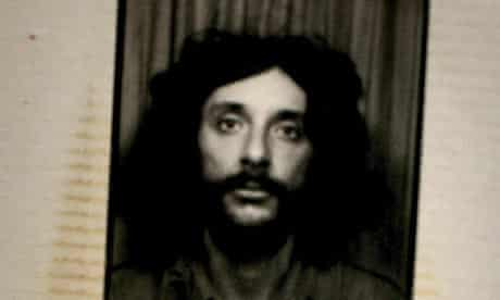 Pictures of Blair Peach from the album of his partner, Celia Stubbs