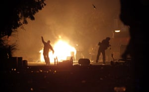 Copenhagen Diary: COP15 riots at  Christiania