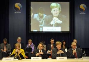 Copenhagen Diary: COP15 : EU Environment Ministers meeting