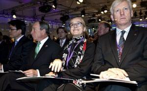 Copenhagen Diary: COP15 Mayors Climate Meeting