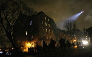 Copenhagen Diary: COP15 : police and riots at Christiania