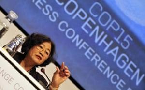 Copenhagen Diary: COP15 : Bernarditas Muller, negotiator from the Philippines and G77