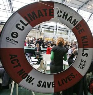 Copenhagen Diary: COP15: hall of the Bella Center