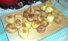 Vicky Frost's potato project - Nigella