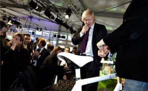 Drought in North Kenya: COP15 London Mayor Boris Johnson