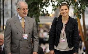 Drought in North Kenya: COP15 :Danish Princess Victoria arrives with Michael Zammit Cutajar
