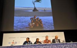 copenhagen daily: COP15 Sinking Islands - The Pacific voice