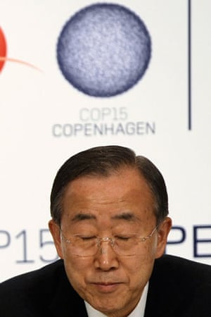 copenhagen daily: COP15 UN Secretary-General  Ban Ki-Moon