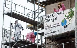 copenhagen daily: COP15 demonstration