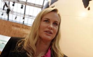 who is in Copenhagen: COP15 American actress Darryl Hannah