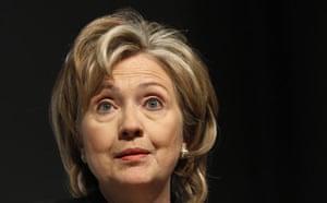 Who is in Copenhagen: COP15 US Secretary of State Hillary Clinton