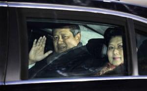 Who is in Copenhagen: COP15 Indonesian President Susilo Bambang Yudhoyono