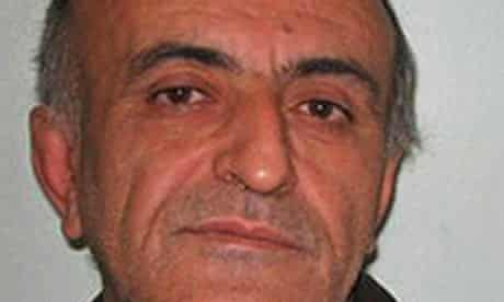 Mehmet Goren, who was found guilty of the 'honour killing' murder of daughter Tulay
