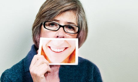 Smile Youve Got Cancer Barbara Ehrenreich Society The Guardian