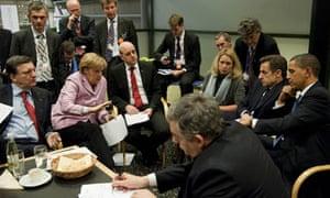 Copenhagen leaders
