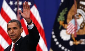 Barack Obama speaking on Afghanistan troops