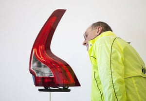Design Real: Tail Light. Volvo XC60