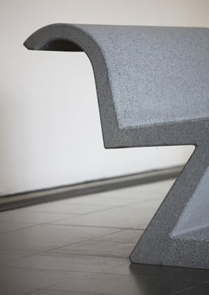 Design Real: Bench. Banc-U 140 by Woodhouse