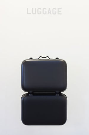 Design Real: Luggage. onehundred&ten by Globe-Trotter