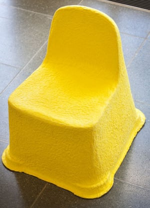 Design Real: Pulp Chair. Parupu by Sodra
