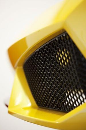 Design Real: Spoiler. Lamborghini Gallardo LP 560-4