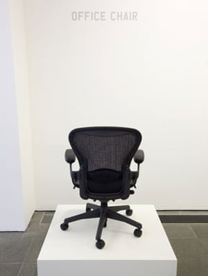 Design Real: Office Chair. Aeron Chair by Herman Miller