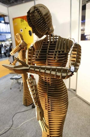 International Robot Exhibition Tokyo Japan Technology