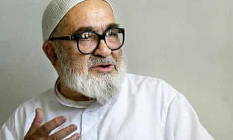 Grand Ayatollah Hossein Ali Montazeri