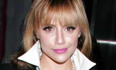 Brittany Murphy, who has died in Los Angeles at the age of 32.