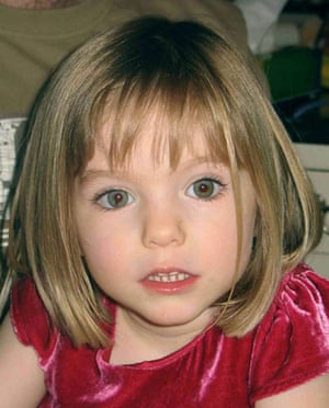 Icons of the decade: Madeleine McCann, the British child who went missing in Portugal in 2006