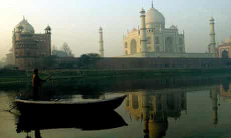 The Taj Mahal in Agra, India has toughened the rules on tourist visas.