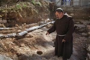 Nazareth discovery: Israel Unveils Jesus Era House In Nazareth