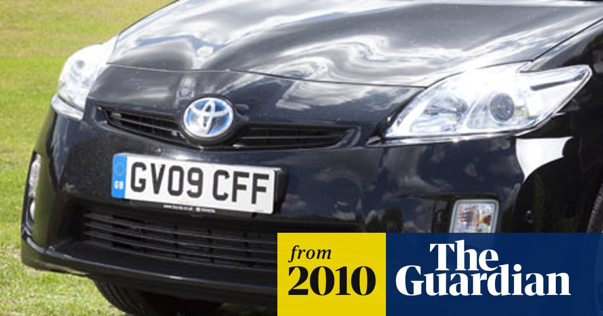 Toyota hit by $32 4m fine over recalls | Business | The Guardian