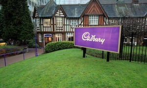 Cadbury's Bournville plant in Birmingham, where an exclusive chocolate is made for the Queen.