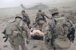 Photographs of the year: US marain afghanistan