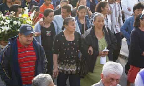 Irma Cordova and family