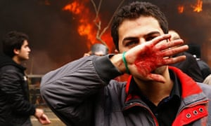 Iran protests second day