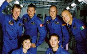 Science 2009: Europe's new astronaut Timothy Peake
