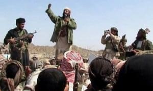 Al-Qaida member in Yemen