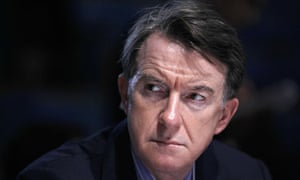 Lord Mandelson.