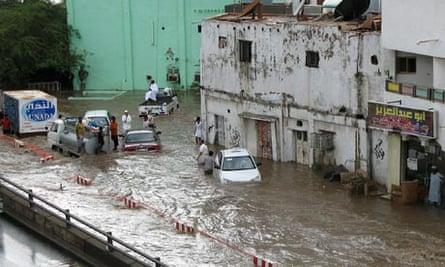 Jeddah floods
