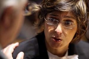 Meredith Kercher trial: Giulia Bongiorno, the lead lawyer in Raffaele Sollecito's defence team