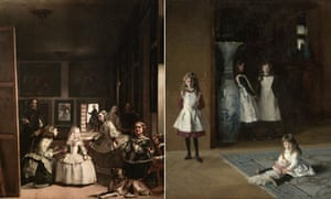 Paintings by Velazquez and Singer Sargent