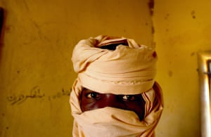 Pictures of the Decade: 7 Oct 2004: A soldier with the Sudan Liberation Army