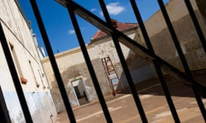 Constitution Hill, formerly Old Fort prison, Johannesburg, South Africa