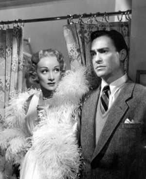 Richard Todd: 1950: Marlene Dietrich and Richard Todd Stage Fright
