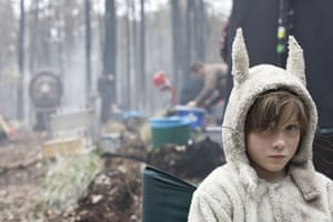 Wild Things: Behind the scenes on the filming of Where the Wild Things Are