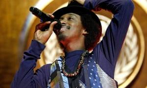 Somali rapper K'Naan