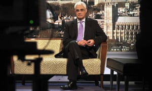 Alistair Darling on BBC1's Andrew Marr show