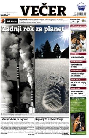 Copenhagen editorials : Copenhagen editorials - Vecer, Slovenia